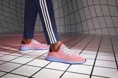 e1b5bc55051 adidas  Deerupt —Its Minimal Yet Bold New Footwear Inspired By Architecture