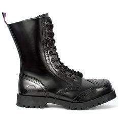 71885137f87f0 30 Best All Boots images   Amphibians, Black Leather, Combat boot