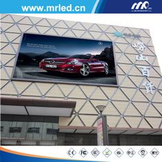 High Definition & Portable LED Sign (256*256mm)