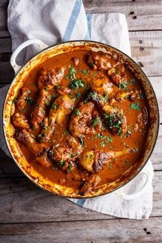 Poulet-Kokosnuss-Curry