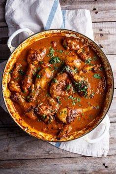 Poulet-Kokosnuss-Curry