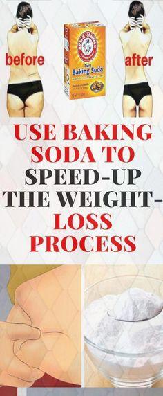 Use Baking Soda to Speed-up the Weight-loss Process – Herbal Medicine Book Baking Soda Shampoo, Baking Soda Uses, Speed Up Metabolism, Boost Your Metabolism, Medicine Book, Herbal Medicine, Natural Medicine, Baking Soda Lemon Juice, Soda Recipe