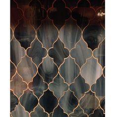 Crazy Tricks Can Change Your Life: Arabesque Backsplash Laundry Room wood backsplash concrete countertops.Neutral Backsplash Focal Points mother of pearl backsplash deco mesh. Glass Tile Backsplash, Kitchen Backsplash, Glass Tiles, Marble Tiles, Copper Tile Backsplash, Beadboard Backsplash, Grey Tiles, Backsplash Ideas, Glass Kitchen Tiles