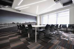 ПРОЕКТЫ > Harley-Davidson - OfficeNEXT: Офисы нового поколения