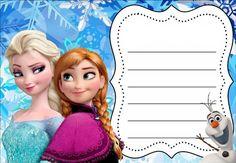 Invito Compleanno Frozen 01