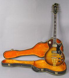 1974 Ibanez Custom Agent Electric Guitar Vintage RARE SUNBURST OHSC!!!