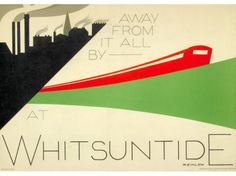 On the Tube's 150th Anniversary, a Look at Famous London Underground Posters : Condé Nast Traveler