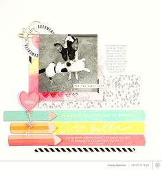 The Paper Orchard: Studio Calico January Kit: Roman Holiday Projects