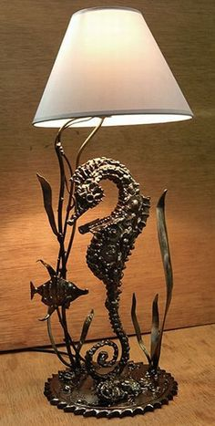 can't ever go wrong with seahorses!