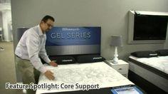 Sealy Posturepedic Gel Series Mattress Features | Bedplanet | Bed Planet | Bedplanet.com