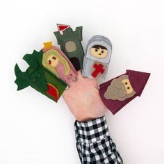 Are you interested in our princess finger puppets? With our fairytale finger puppets you need look no further.