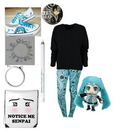 """""""Anime starter pack"""" by rather-be-at-warped-tour ❤ liked on Polyvore featuring Obsessive Compulsive Cosmetics"""