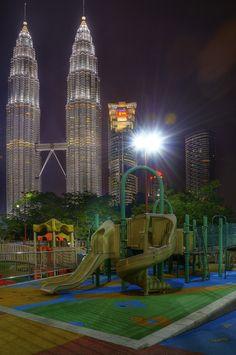 Playground Photography Night