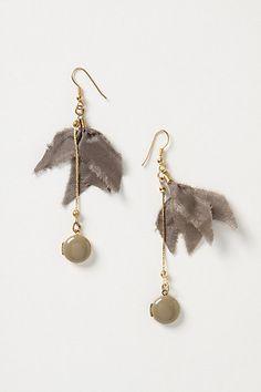 Plume & Treasure Earrings