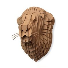 Leon Lion Trophy Head, $45, now featured on Fab.