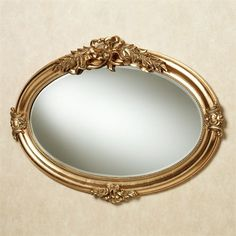 Marsciano Wall Mirror Antique Gold