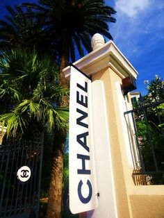 Chanel St. Tropez #FrenchRiviera
