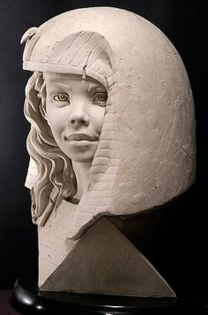 Halt A Tout  Philippe Faraut, Portrait Sculptor Philippe Faraut is a figurative artist specializing in life-size portrait sculptures and monumental stone sculptures. His media of choice are water-based clay and marble.