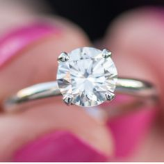 Marketplace - Searching for Engagement Rings Round Diamond Engagement Rings, Proposal, Round Diamonds, Emerald, Wedding Planning, Sapphire, Bling, Pendants, Wedding Rings