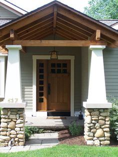Building a set of craftsman style doors | Learnist