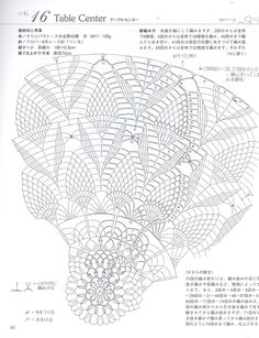 Tablecloths изящные салфетки крючком ***** - yyqun2000 - yyqun2000's blog