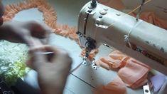 Aprendendo com Adriana Mathias - como fazer tapete de retalho meia flor#2
