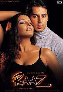 Raaz 2002 Bollywood Hindi Film Detail And Trailer In 2020 Hindi Film Hindi Movies Bollywood Movie