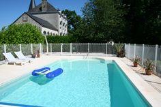 Manoir avec chambres d'hôtes à vendre dans un manoir à Juille dans la Sarthe