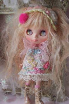 ∮anfisa∮custom blythe ◇spring girl◇カスタムブライス◇ - Auction - Rinkya