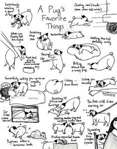 Bah Humpug: A Pug's Favorite Things, Part II