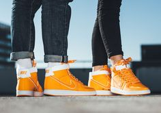 """8897ecad3f  sneakers  news A Detailed Look At The Nike Vandal High """"Doc Brown"""""""