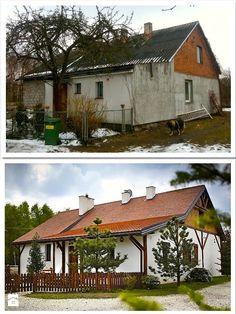 Dom Pod Lasem - zdjęcie od Pracownia Projektowa Jinako - Domy - Styl Tradycyjny - Pracownia Projektowa Jinako
