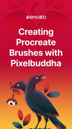 Want to brush up on Procreate? Envato Elements author Pixelbuddha discusses running a business and Procreate tips.