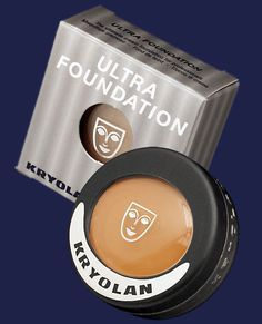 Kryolan is renowned brand and especially known for its top quality foundations. As it provides
