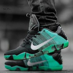 "| rate these 1-10 ✨ ⠀ Turn on Post Notifications‼️ Model: Kobe 11 Elite ""All-Star"" Photo by: @Solo_Elvis Tags: #Nike #Kicks #Kobe"