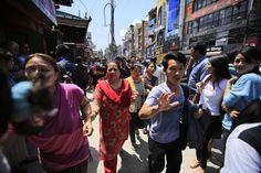 In Nepal la terra trema ancora