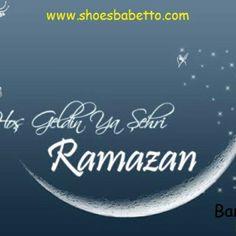 Hoş geldin Ramazan