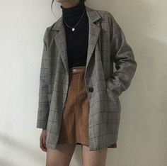 Korean Outfits, Mode Outfits, Retro Outfits, Cute Casual Outfits, Vintage Outfits, Fashion Outfits, Fashion Vintage, Modest Fashion, Vintage Inspired Outfits