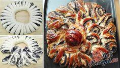 Makový dort - MAKOVÝ KVĚT