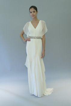 7 Divine Wedding Dresses from Breaking Dawn Designer, Carolina Herrera | OneWed