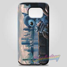 Stitch A Magical World Samsung Galaxy Note 8 Case | casefantasy