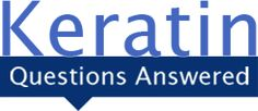 Keratin Questions Answered Logo