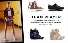 Wedge sneakers!!!