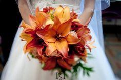 Gorgeous bouquet for bride