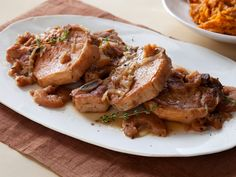 Get this all-star, easy-to-follow Slow Cooker Pepper Pork Chops recipe from Alton Brown