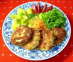 Květákové placičky :: Domací kuchařka - vyzkoušené recepty