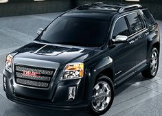 GMC Terrain- Got to drive one while my jeep was getting fixed and I am in love! So going to get one after Im done with school