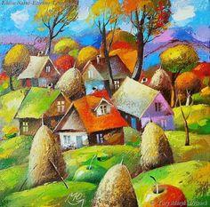 October by Yury Macyk.