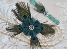 Peacock Feather Butterfly Wing Photo Prop for by LilMissSweetPea
