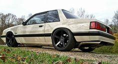 1993 Ford Mustang, Fox Body Mustang, Mustang Boss, Notchback Mustang, Ford Fox, Car Man Cave, Street Racing Cars, Tuner Cars, Drag Cars